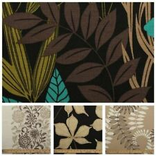 Heavy Floral Upholstery Craft Fabrics