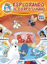 Siamo Fatti Cosi' - Esplorando Il Corpo Umano - Serie Completa (4 D... DVD NUOVO