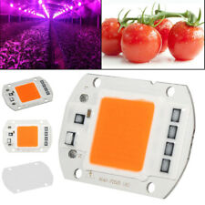AC220V 50W Full Spectrum Led COB Chip Grow Light Growth Lamp for Garden Plant