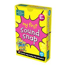 Mon Premier Sonde Rapide Jeu de Carte Pack 1 - Éducatif pour Enfants 4 + Années