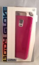 New OEM Body Glove Satin Gel Pink Case For Samsung Galaxy Note 4