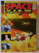 4/1999 Space View acts x STAR TREK VOYAGER STAR WARS Stargate (sv25)