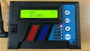 USB READER for Barudan embroidery machine with serial port - rs232 port