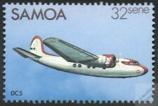 DOUGLAS DC-5 DC5 Commercial Airplane Aircraft Stamp