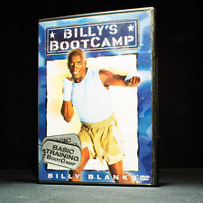 Billy En blanco - Basic Training Entrenamiento - DVD
