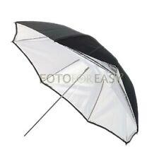"36"" Studio Reflector Black Silver Umbrella Double Layer"