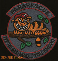 US AIR FORCE PARARESCUE JUMPERS PJ THAT OTHERS MAY LIVE PATCH USAF AFB AFSOC ACC