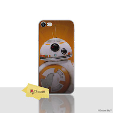 "Star WARS Estuche/cubierta para iPhone 6/6s (4.7"")/Protector De Pantalla/Silicona/BB-8"