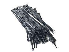 Pack of 100 Black 200mm Cable Ties | Tonykart Intrepid Rotax Iame TKM KART
