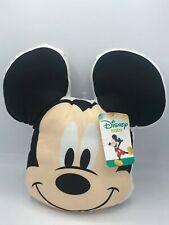 New listing Disney Mickey Mouse Toddler bed Decorative Pillow - See Details