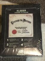 Kleeer License To Dream SEALED 8 TRACK rare! funk