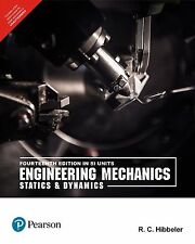 Engineering Mechanics : Statics and Dynamics by Russell C. Hibbeler 14th Intl.ed