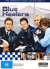 Blue Heelers-Complete Sixth Season (Part 2) 5 Disc DVD Set (Region 4)