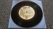 LITTLE EVA & BIG DEE IRWIN The Christmas Song PROMO ACETATE *RARE* Northern Soul
