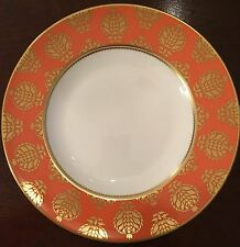 Royal Crown Derby - Bristol Belle Orange Dinner Plate - NEW