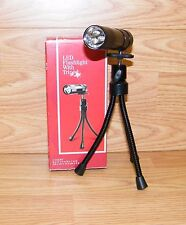 Target Store Brand 8 x 4 Mini LED Flashlight With Tripod Stand in Box **READ**