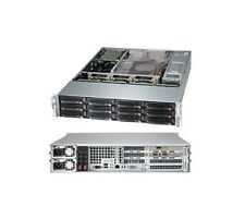 SUPERMICRO SuperChassis 2U CSE-826BE1C-R920WB 920W
