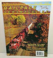 RailPace Magazine - July 2005