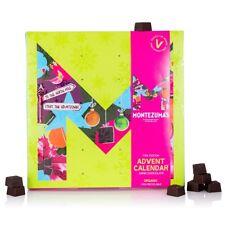 73% Dark Chocolate Advent Calendar   240g   Montezumas Organic & Vegan Chocolate