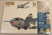 Italeri 1/72 Gotha GO Cargo Glider 242/244 LTD Edition Model Kit 111