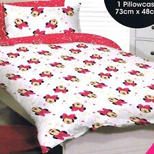 Minnie Mouse Disney small Minnie -Single/US Twin Bed Quilt Doona Duvet Cover Set