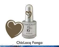 ChicLacq Fango Smalto Semipermanente UV GEL Soak-Off Nail Polish Unghie by KyLua
