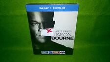 Jason Bourne Blu-ray Steelbook + Digital HD