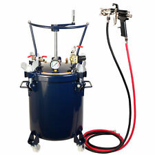 Pistolet Spray pour peinture 20 L réservoir sous pression de pulvérisation à