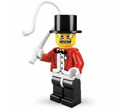 "COLLECTIBLE MINIFIGURE Lego Series 2 ""RINGMASTER""  NEW Genuine Lego 8684"