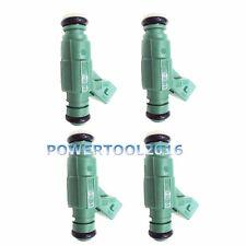 Set Of 4 pcs Fuel Injector 0280156318 for Peugeot 206 307 Citroen C2 C3 C4 1.6