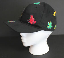 Hat Cap Frog Lover Original Trucker Biker Hipster Punk Hat Hippy San Antonio