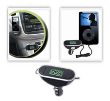 Sonnet Car FM Transmitter & Apple 30pin Charger w/ iPod Nano 1G Car Cradle