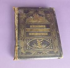 The Life And Explorations Of Dr Livingstone Old Antique Hardback Book Shabby