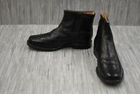 Giorgio Brutini Jackson 249931 Bike Toe Boot, Men's Size 9.5 M, Black