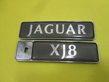 95 96 97 Jaguar XJ8 Trunk Badge Emblem ((2 PIECE SET))