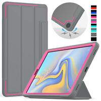 For Samsung Galaxy Tab A 8.0 8.4 10.1 Shockproof Leather Stand Case Rugged Cover