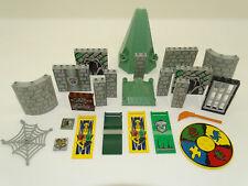 Lego Harry Potter Castle / Accessories / Bricks / Turrets / Flags / Broom