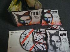MARILYN MANSON / Lest We Forget /JAPAN LTD 2CD&DVD digipack