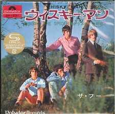 THE WHO-WHISKY MAN / BORIS THE SPIDER-JAPAN 7INCH MINI LP SHM-CD Ltd/Ed D73