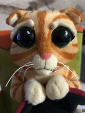 Puss in Boots plush From Shrek2, Mib New Old Stock
