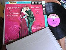 Leopold Stokowski/Tchaikovsky-Hamlet/Silver Back Everest Stereo SDBR03011/MINT-
