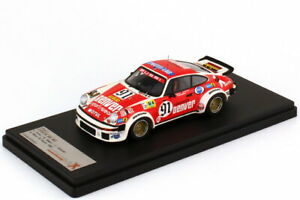 1:43 Porsche 934 Turbo 24h Le Mans 1980 Asa Cachia Nr.91 Bussi Salam Grandet