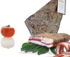 Guanciale intero Schweinebacke 1000g - Italienische Feinkost - Premium Fleisch