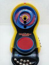 Tiger Games Bulls-Eye Ball 2 Electronic Talking Target w 9 Metal Balls Works.