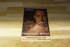 EMMANUEL MOIRE - Flyer !!! ODYSSEE !!!