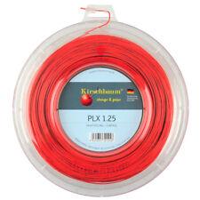 Kirschbaum PLX (Red) Pro Line X 1.25mm/17 200m/660ft Tennis String Reel