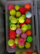 Callaway, Maxfli, Bridgestone & Other Brands 15 Colored Golf Balls. Ships Free!