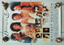 Whitney Houston ~ Waiting for Exhale Original poster for Sale