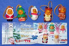 Winnie Pooh == Walt Disney Tomy Christmas Wear