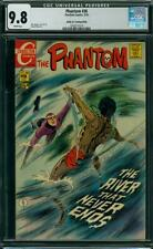 The Phantom #36.  1970   CGC 9.8 White Pages!   Rare -  1 of 2.